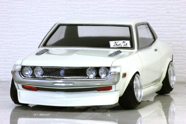 Toyota セリカ(ダルマ / CELICA)1600GT