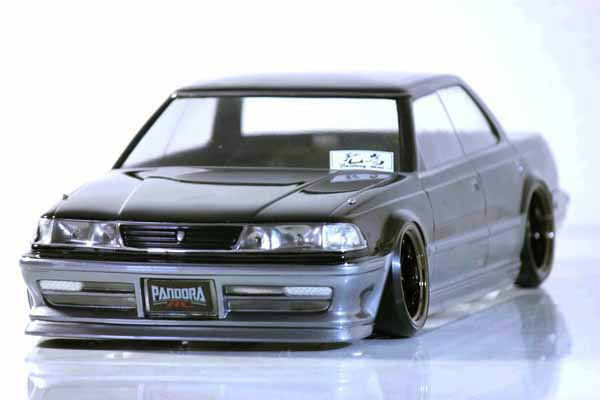 Toyota Mark2 JZX81 Ver.2(マークⅡ)[PAB-170]
