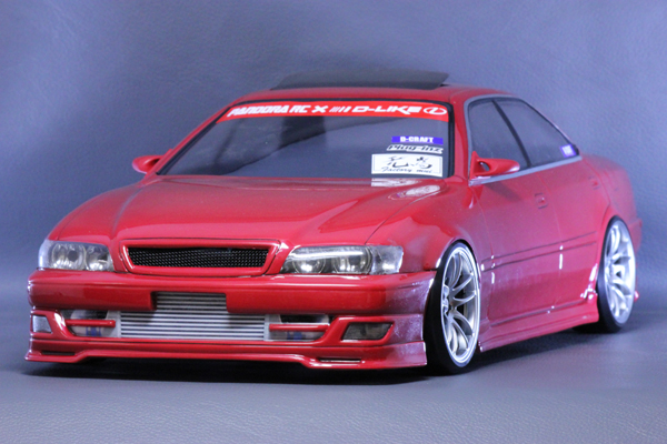 Toyota CHASER JZX100