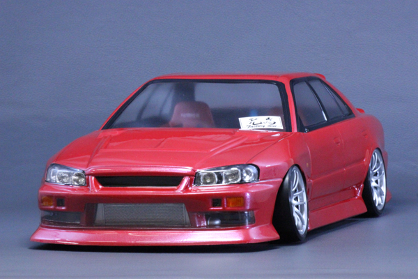 NISSAN SKYLINE ER34 4door