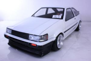 Toyota AE86 COROLLA LEVIN 3DR