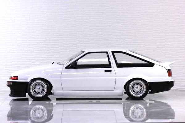 Toyota AE86 SPRINTER TRUENO 3DR