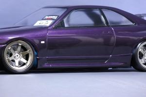 NISSAN SKYLINE R33 GT-R