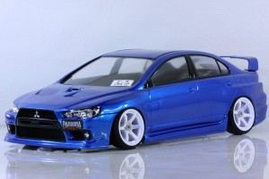 Mitsubishi LANCER EvolutionX