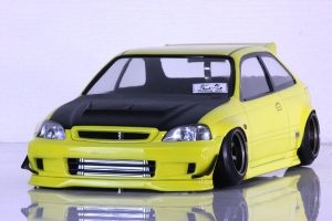 HONDA CIVIC EK9 TYPE-R