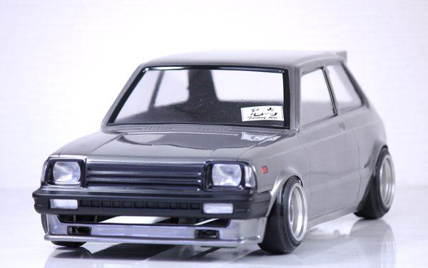 Toyota スターレット KP61 後期