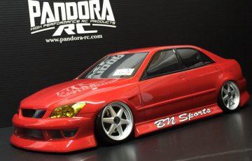 Toyota ALTEZZA(アルテッツァ) / BN Sports [PAB-167]