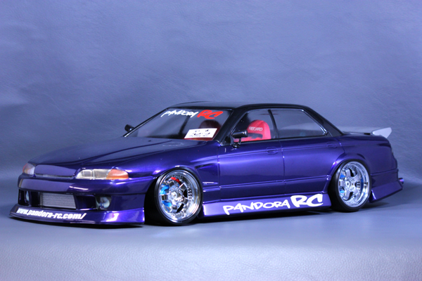 NISSAN SKYLINE R32 4door