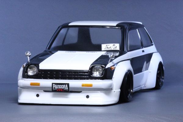 Toyota STARLET KP61 N-2