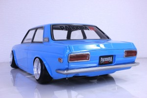 DATSUN 510 BLUE BIRD