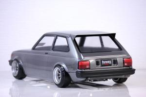Toyota STARLET KP61 Late model
