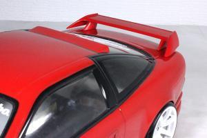 Rear wing spoiler ver.1 (180sx)
