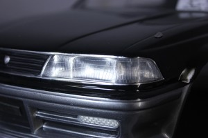 3D Graphic Decal <headlight>