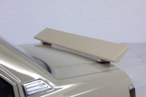 Rear wing spoiler ver.5 type B