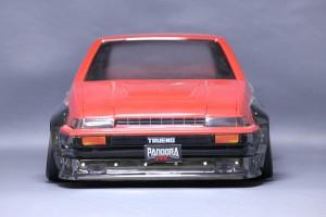 Toyota AE86 TRUENO-N2
