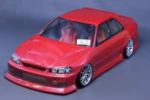 NISSAN SKYLINE ER-34 4door sedan