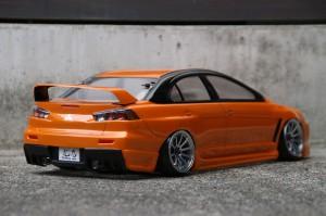Mitsubishi LANCER EvolutionX